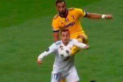 El árbitro tras ver el penalti a Lucas por TV confiesa que lo volvería a pitar