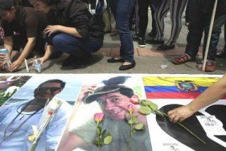 Dolor de los obispos ecuatorianos por el asesinato de tres periodistas por un grupo disidente de las FARC