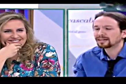 El mayor pique de Pablo Iglesias en una televisión