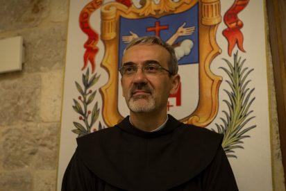 """Pizzaballa: """"Cada uno con su propio idioma, historia y cultura pertenece a la Iglesia de Tierra Santa"""""""