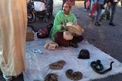 Marrakech: Jemaa el-Fna, la surrealista 'Plaza de los encantadores de serpientes'