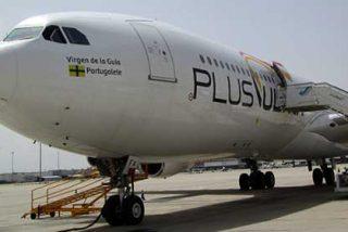Plus Ultra debe más de 155.000 euros a los viajeros que han sufrido una incidencia en sus vuelos
