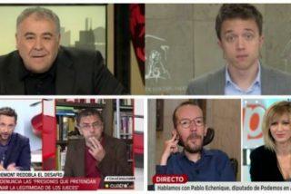 Los 'expertos' en chanchullos que Ruiz, Griso y el millonario Ferreras pasean por los platós para hablar de Cifuentes
