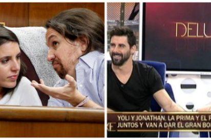Iglesias y Montero se creen dos concursantes de 'GH' para hacer de su embarazo un show mediático