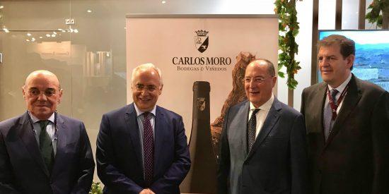 CM Prestigio es el vino más exclusivo que elabora Bodega Carlos Moro en la Denominación de Origen Calificada Rioja