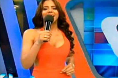 Despiden a esta presentadora después de marcarse este 'inocente' baile en directo
