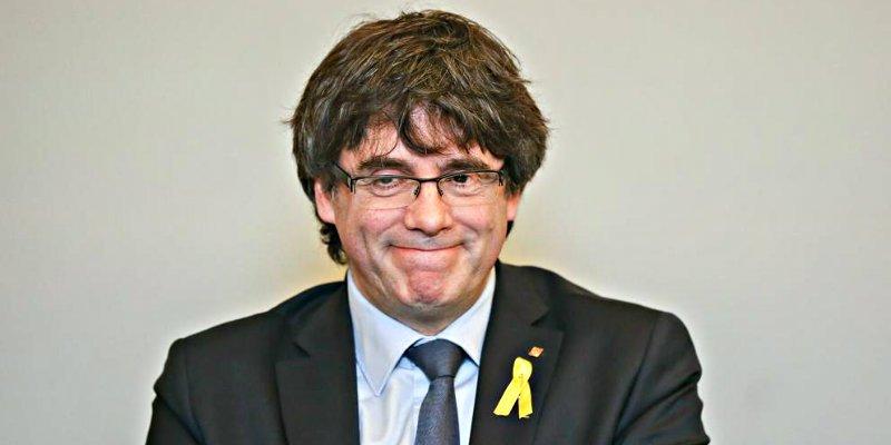 Si el Tribunal Supremo echa mano a Puigdemont, podría condenarlo a 12 años de prisión