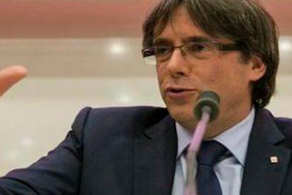 Así fue la reunión en la cárcel del prófugo capturado Puigdemont con el vicepresidente del Parlamento catalán