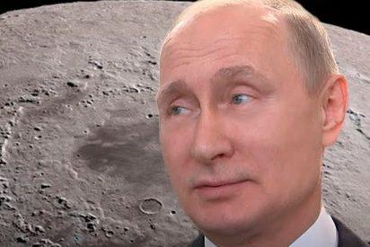 Cosmonautas le preguntan a Putin si van a volar a la Luna
