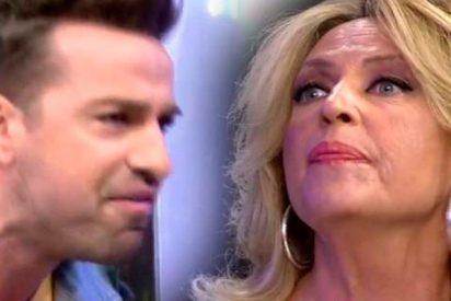"Rafa Mora llama ""mala persona"" y ""maleducada"" a Lydia Lozano"