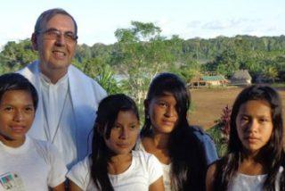 """Rafael Cob: """"Tenemos que estudiar las formas que hagan posible una Iglesia con rostro amazónico"""""""
