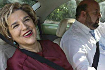 Los 12 momentos 'patata' de la musa del procés separatista Pilar Rahola