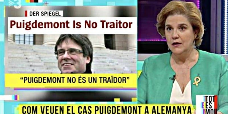 TV3: Independentismo, mentiras y cintas de vídeo