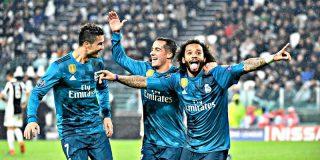 Champions: El Real Madrid abusa de la Juve y ya esta en 'semis'