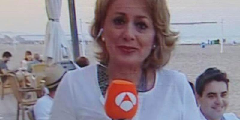El monumental troleo en directo a esta reportera de Antena 3 se hace viral