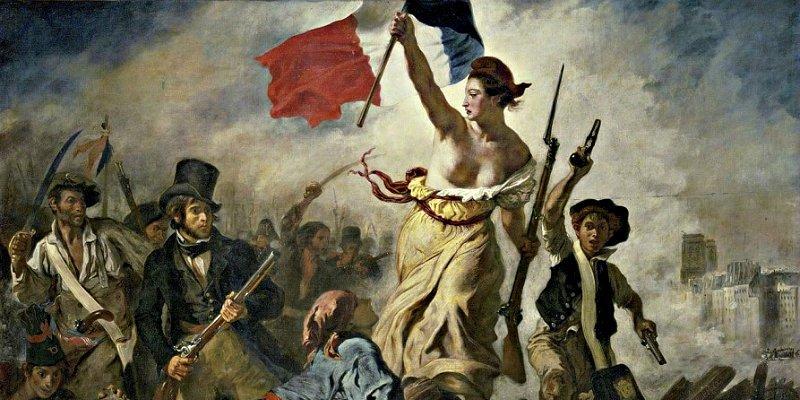 Los ideales conformaron la Revolución Francesa y no a la inversa