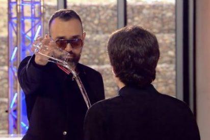 """Las redes contra Risto Mejide por vejar a un pobre chaval de Factor X: """"Lleva años cobrando por humillar a los concursantes"""""""