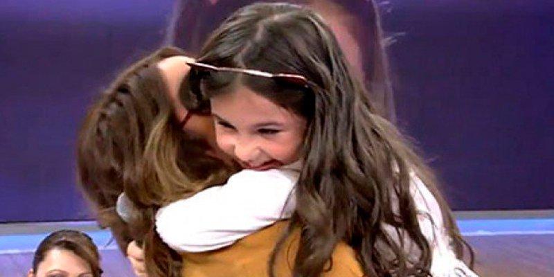 Esta niña de 'La Voz Kids' deja en ridículo en directo a Toñi Moreno