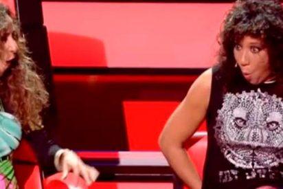 La cagada de Rosana en 'La Voz Kids'