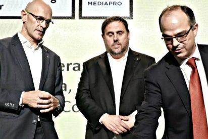 La Guardia Civil acredita que los golpistas catalanes malversaron 1,9 millones de euros para el 'procés'