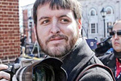 Este fotógrafo captó en su último día de trabajo la sobrecogedora imagen ganadora de un Pulitzer