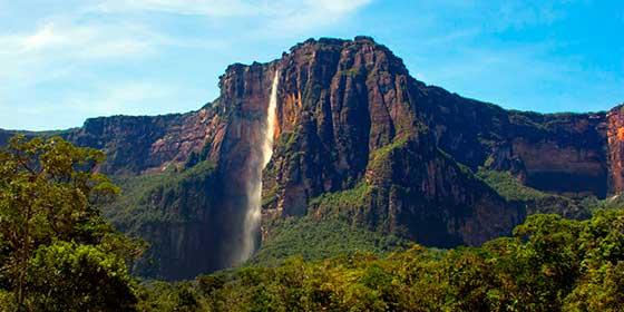 Qué ver en Venezuela: 'Salto Ángel', el último paraíso en la Tierra