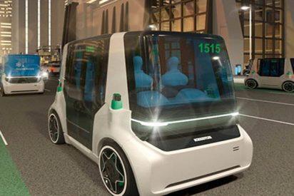 Lanzamiento mundial: ¿Conoces el nuevo concepto de vehículo urbano?