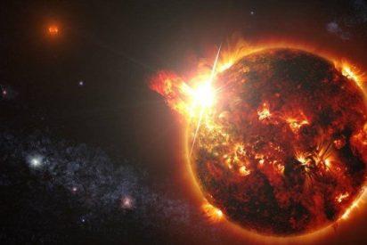 Se detecta una poderosa llamarada de estrella enana a 7.200 años luz
