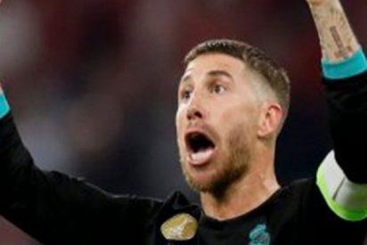 Este es el tuit de Sergio Ramos tras el Bayern-Real Madrid que arrasa en las redes