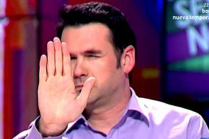 El vergonzoso gatillazo de Iñaki López con Elisa Beni por decir que algunos vivían mejor con ETA