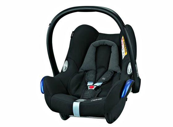 Maxi-Cosi CabrioFix sillas de bebé para coche