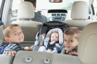 Las mejores sillas de coche para bebés y niños