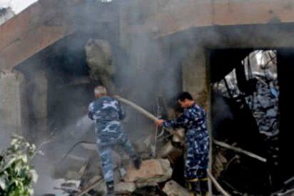 Así vivieron en Siria el feroz ataque lanzado por EE.UU.