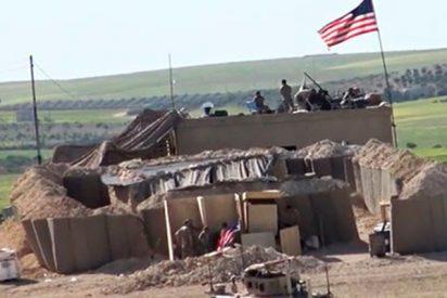 El vídeo que demuestra que EE.UU. aumenta sus fuerzas en el norte de Siria