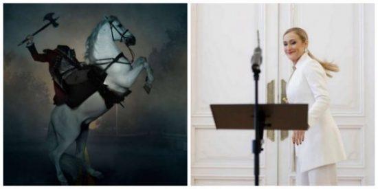 Rajoy dejó que Cifuentes cabalgase sin cabeza como Sleepy Hollow por el borde de un infierno donde ha caído todo el PP