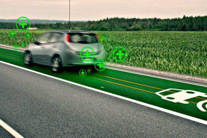 Coche eléctrico: La carretera inteligente que recarga vehículos y da luz hasta 800 casas