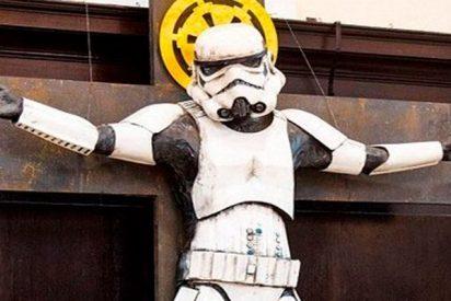Polémica por la crucificción de un soldado de la Guerra de las Galaxias