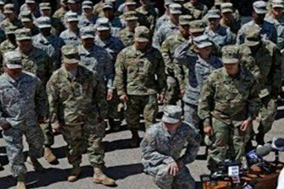Trump envía 1.600 soldados a la frontera con México