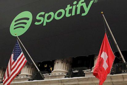 El sorprendente error de Wall Street en el debut de Spotify