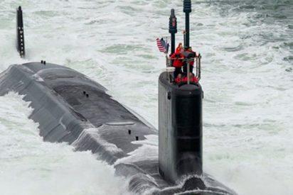 El momento exacto en que un submarino de EE.UU. lanza misiles Tomahawk contra Siria