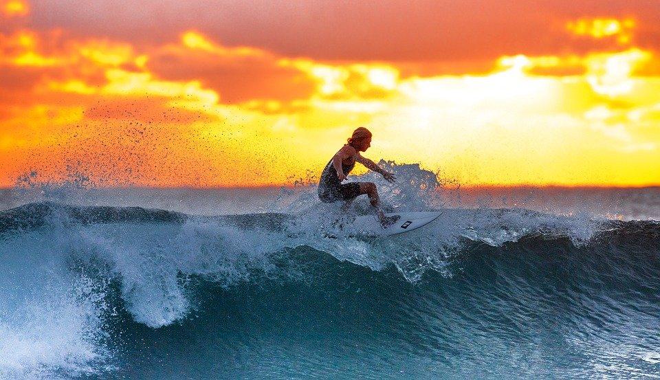 ¿Sabes cuáles son los mejores lugares del mundo para hacer surf?