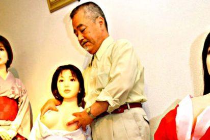 Un japonés pone a la venta en Internet muñecas sexuales infantiles para pedófilos