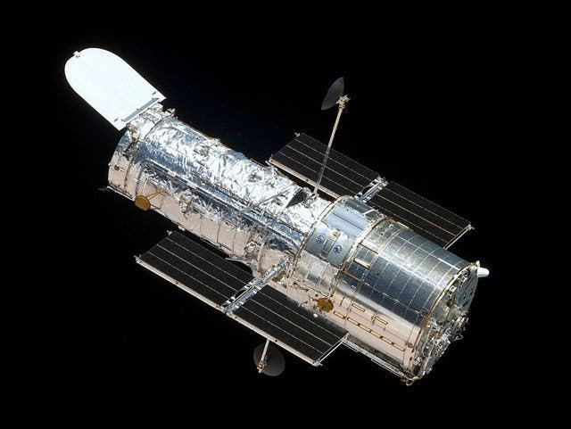 El telescopio Hubble ha realizado más de 1,3 millones de observaciones