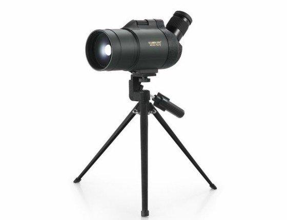 Telescopio monocular impermeable Lixada Visionking