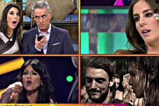 'Sálvame': Maite Galdeano y Anabel Pantoja pasan de los insultos a los 'zascas'
