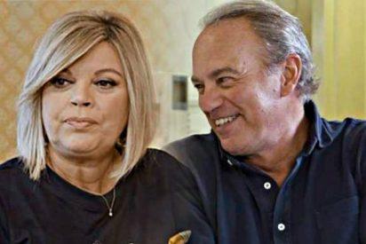 La alegre Terelu Campos se escapa de Telecinco unos días y la pillan con el cachondo Bertín Osborne