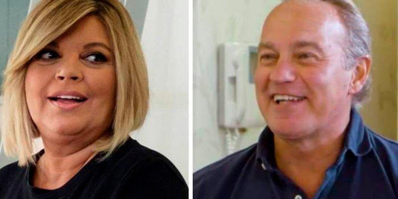 Terelu Campos se fuga de Telecinco unos días y la pillan con Bertín Osborne