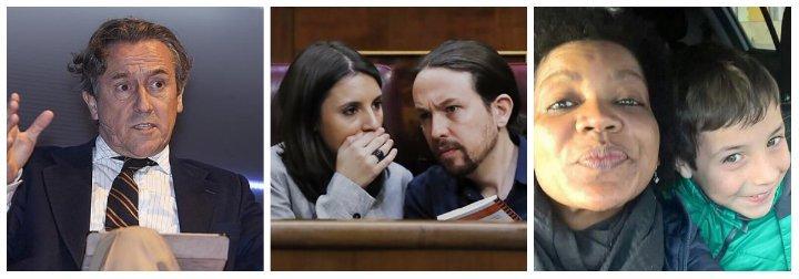 Tertsch recuerda a los bocazas justicieros de Podemos su comprensión con la asesina de Gabriel Cruz