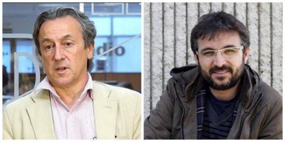 """Hermann Tertsch despelleja a Évole por alentar un linchamiento judicial: """"Es un follonero de la cloaca de la extrema izquierda"""""""