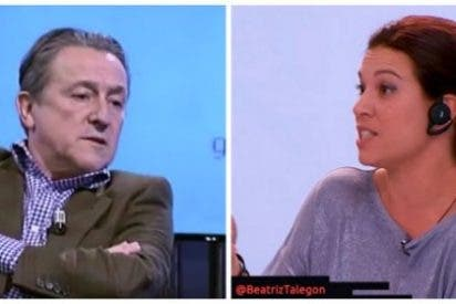 """Tertsch deja para el arrastre a la golpista y faltona Talegón: """"Tu chollo en TV3 tiene fecha de caducidad"""""""